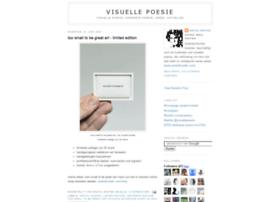 visuelle-poesie.blogspot.com