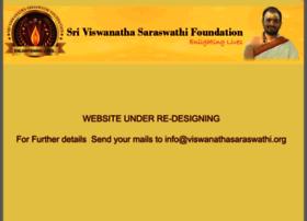 viswanathasaraswathi.org