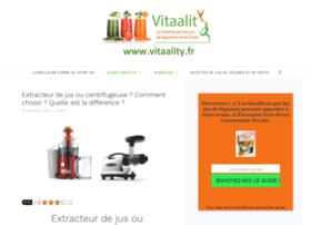 vitaality.fr