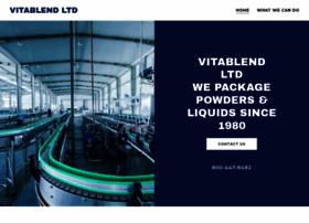 vitablend.com