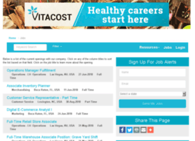 vitacost.hirecentric.com
