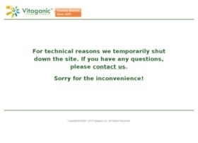 vitaganic.com