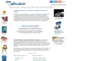 Vitalaffirmations.com
