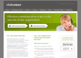 Vitalcontact.co.uk