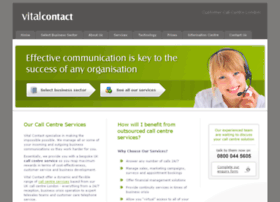 vitalcontact.co.uk