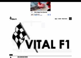 vitalf1.co.uk