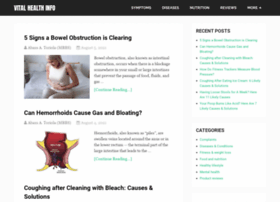 vitalhealthinfo.com