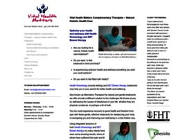 vitalhealthmatters.com