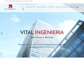 vitalingenieria.com