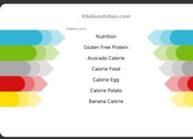 vitalisnutrition.com