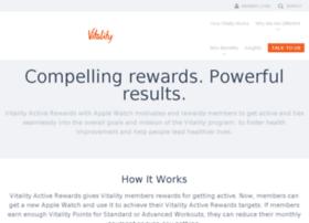vitalityactiverewards.com