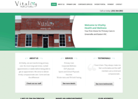 vitalityhealthservices.net
