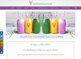vitalityonsuperfoods.com