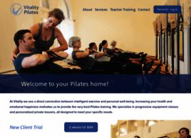 vitalitypilates.com