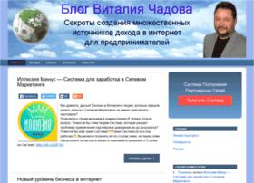vitaliychadov.ru