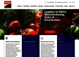 vitalproductsplc.com