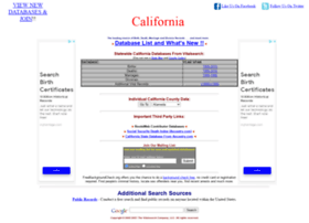 vitalsearch-ca.com