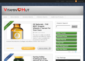vitamin-hut.com