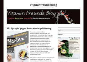 vitaminfreundeblog.wordpress.com