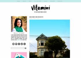 vitaminihandmade.blogspot.com
