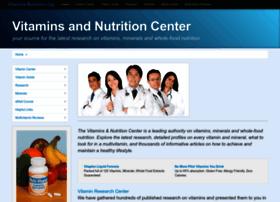 vitamins-nutrition.org