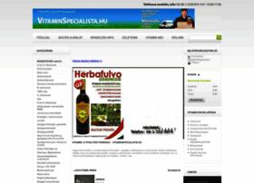 vitaminspecialista.hu