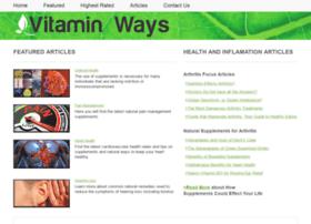 vitaminways.com