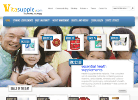 vitasupple.com
