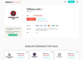vitfoss.com