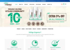 vitiligoorganics.com