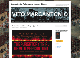 vitomarcantonio.com