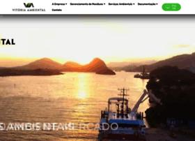 vitoriambiental.com.br