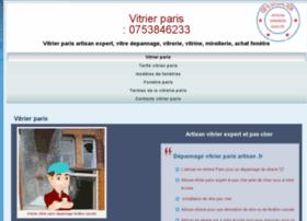 vitrier-paris-artisan.fr