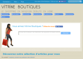 vitrineboutiques.com