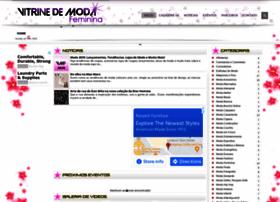 vitrinedemodafeminina.com.br
