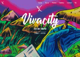 vivacity.lnmiit.ac.in
