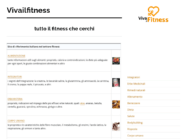 vivailfitness.it
