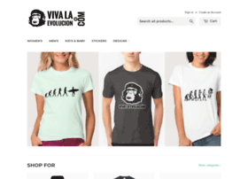 vivalaevolucion.com
