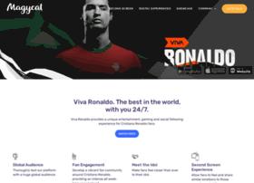 vivaronaldo.com