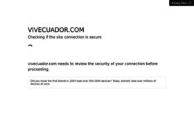 vivecuador.com