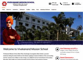 vivekanandmissionschool.org
