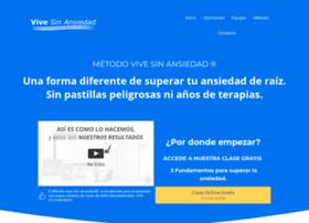 vivesinansiedad.com.es