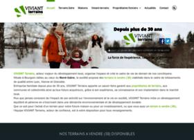 viviant-terrains.com