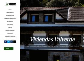 viviendaruralvalverde.com