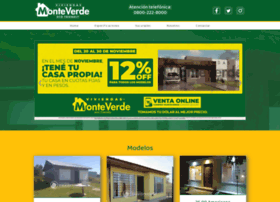 viviendasmonteverde.com.ar