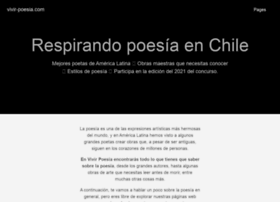 vivir-poesia.com