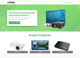 vivitekcorp.com