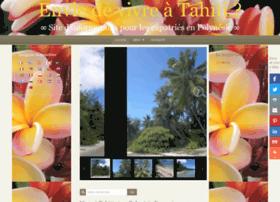 vivre-a-tahiti.com