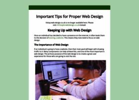 vixtay-web-design.co.uk
