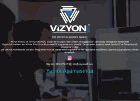 vizyonsoft.com